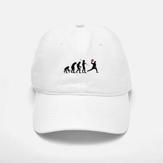 Dodgeball Evolution Baseball Baseball Cap