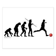 Kickball Evolution Posters