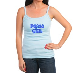 Peace Girl Jr.Spaghetti Strap