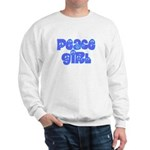 Peace Girl Sweatshirt
