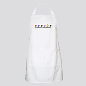 And When They Came BBQ Apron