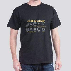 World of Power Dark T-Shirt