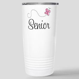 Cute Senior Class Stainless Steel Travel Mug