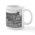 Milking Devon Mug: Queen