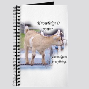 Nosey Goat Journal