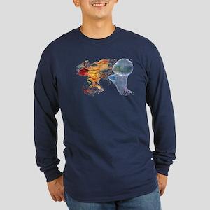 Papache Long Sleeve Dark T-Shirt