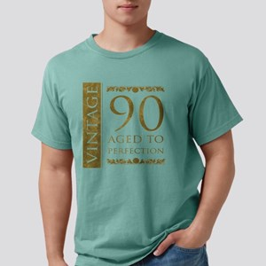 Fancy Vintage 90th Birthday T-Shirt