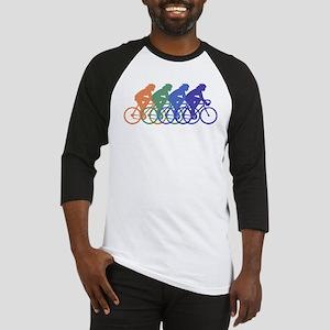 Cycling (Female) Baseball Jersey