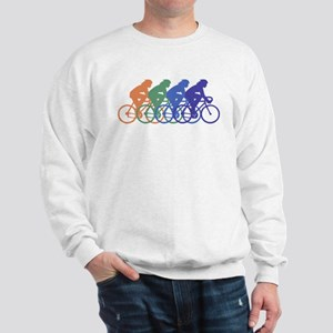 Cycling (Female) Sweatshirt