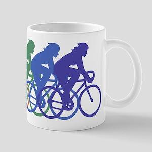 Cycling (Female) Mug