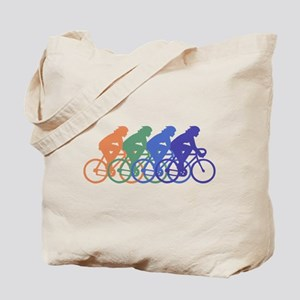 Cycling (Female) Tote Bag