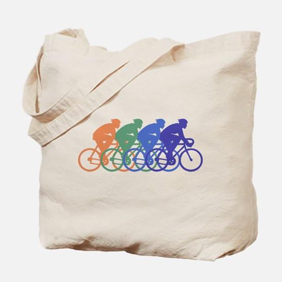 Cycling (Male) Tote Bag