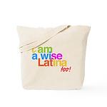Tote Bag bolsa wise latina sonia sotomayor