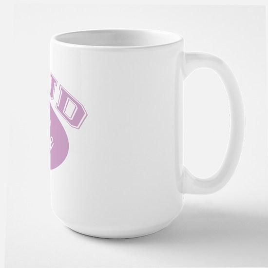 Proud Bubbe Large Mug
