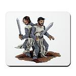 Templar Knights Mousepad