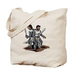 Templar Knights Tote Bag