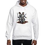 Templar Knights Hooded Sweatshirt