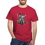 Templar Knights Dark T-Shirt