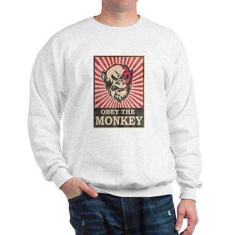 Obey The Monkey Sweatshirt