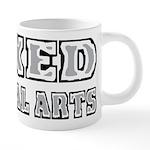 Mixed Martial Arts 20 oz Ceramic Mega Mug
