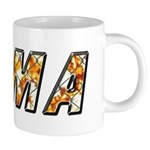 MMA 20 oz Ceramic Mega Mug