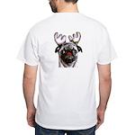 Balthazar the Pug nosed rein copy 2 T-Shirt