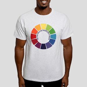 True Colours (UK) Light T-Shirt