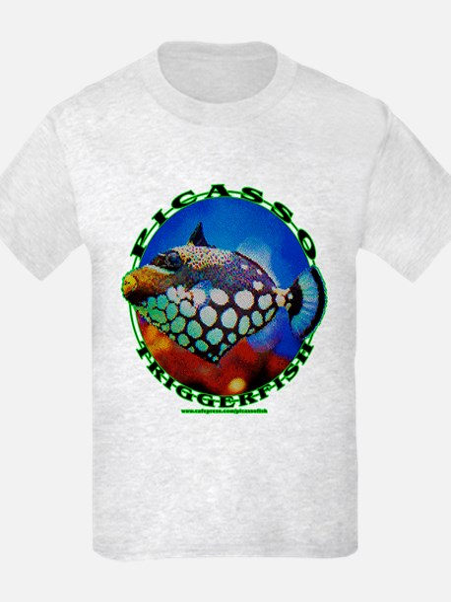 Picasso Triggerfish T-Shirt