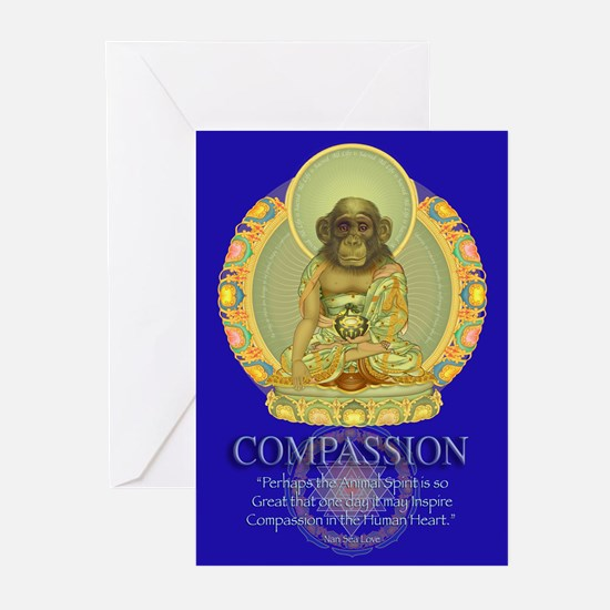 Buddhist Peace Prayer Greeting Cards (Package 6)