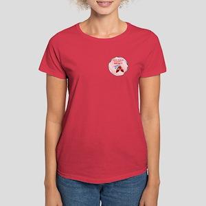Right Shoes Women's Dark T-Shirt