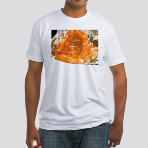 New Orleans Style Hot Tamales Fitted T-Shirt