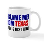 I'm From Texas Mug