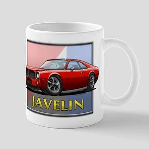 Red Javelin Mug