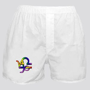 GLBT Capricorn & Libra Boxer Shorts
