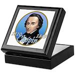 Frederic Chopin Keepsake Box