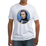 Frederic Chopin Fitted T-Shirt