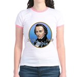 Frederic Chopin Jr. Ringer T-Shirt