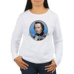 Frederic Chopin Women's Long Sleeve T-Shirt