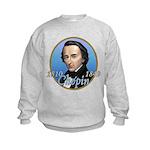 Frederic Chopin Kids Sweatshirt