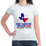 I'm From Texas Jr. Ringer T-Shirt