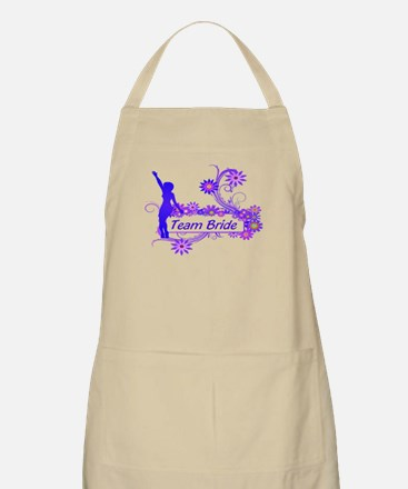 Team Bride (p) BBQ Apron