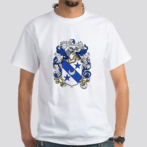 Archibald Coat of Arms White T-Shirt