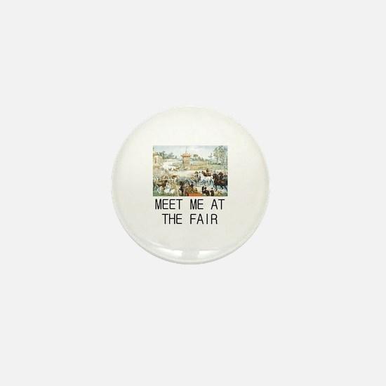 Country Fair Mini Button