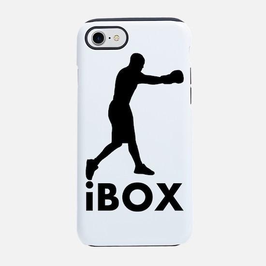 iBox Boxing iPhone 7 Tough Case