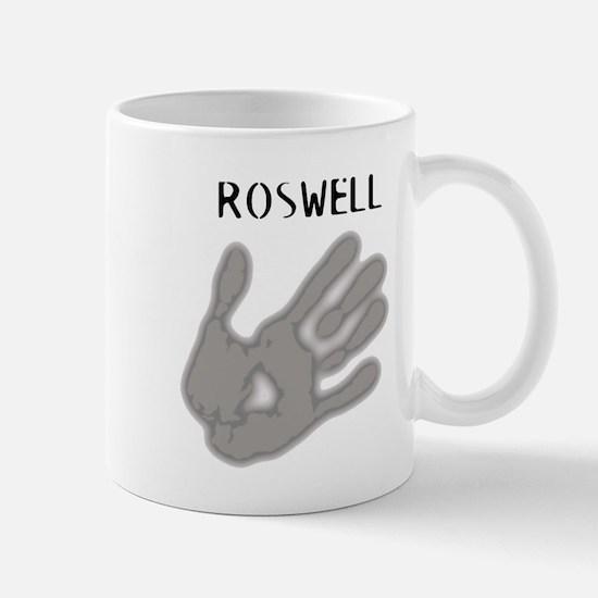 Roswell Logo Merchandise Mug
