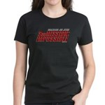 SubMission Impossible Women's Dark T-Shirt