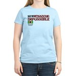 SubMission Impossible Women's Light T-Shirt