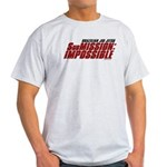 SubMission Impossible Light T-Shirt
