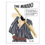 MIKADO Ko-Ko Small Poster
