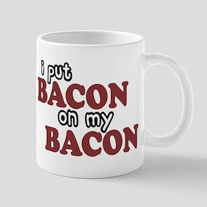 Bacon on Bacon Mug